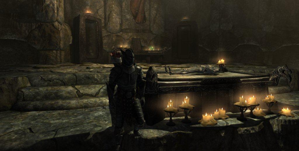 Pawellen McGrace_Skyrim_040 Shrine of death